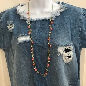 Jewelry - Fashion necklace and earring set